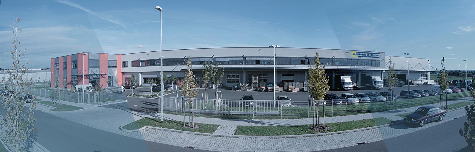 Gebäude der Mühlberger-Gruppe