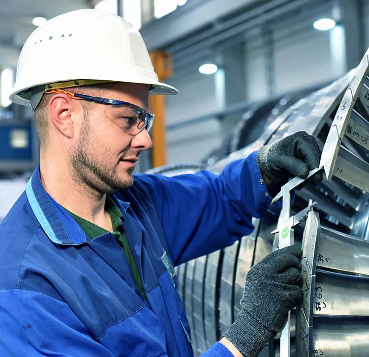 Anlagen- und Maschinenbau